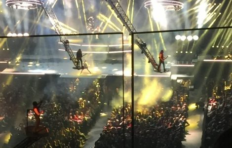 Rocking Around The Christmas Tree with the Trans-Siberian Orchestra